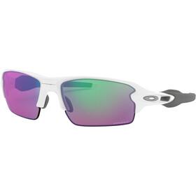 Oakley Flak 2.0 Sunglasses Unisex polished white/prizm golf